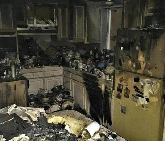 Kitchen Fire had Damaged Kissimmee Home Before