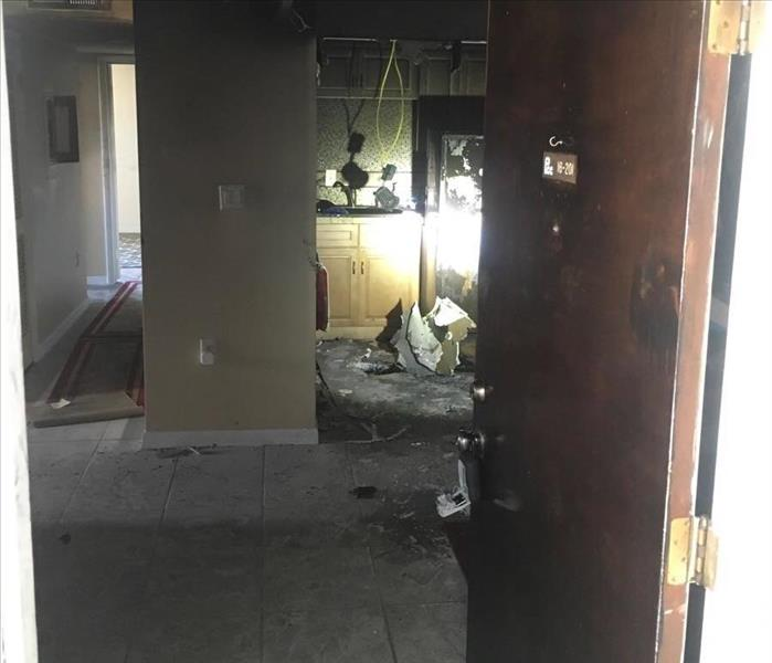 Kitchen Fire in Osceola County, FL