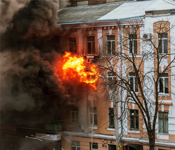 Fire Damage Fire Damage: Who Pays for What in a Rental Situation?
