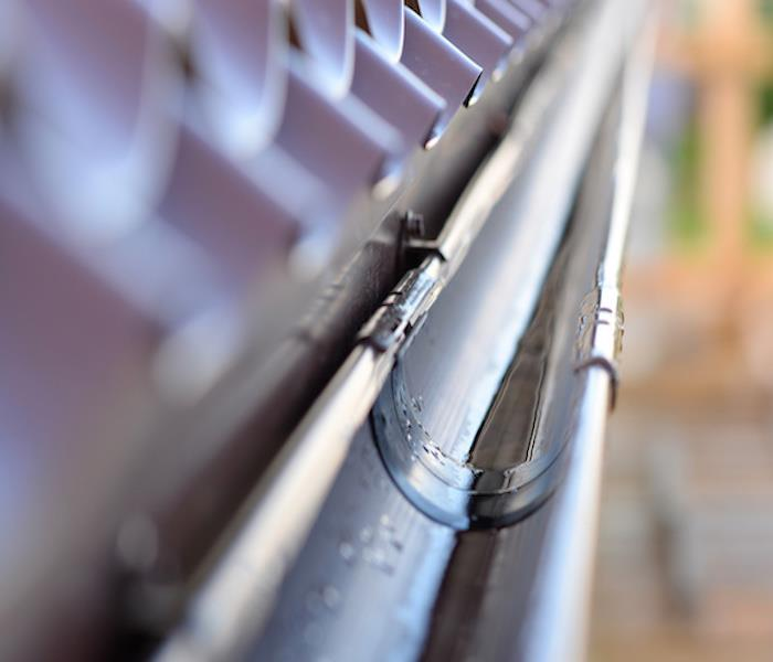 Water Damage 4 Signs Your Gutters May Cause Water Damage