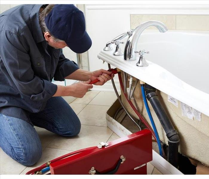 Water Damage How To Stop a Bath or Shower Leak